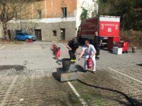 Brandschutzschulung im Krankenhaus St.Veit