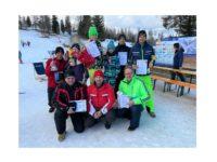 Abschnittsschirennen 2020